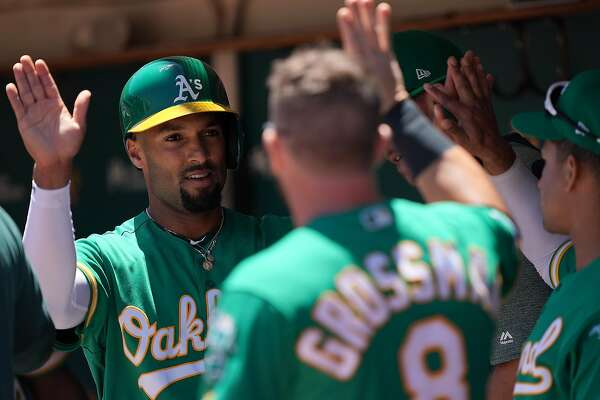A's shortstop Marcus Semien makes 'amazing' transformation in four years