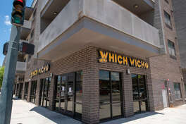 The downtown location of Which Wich effectively closed on July 12.