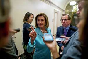Speaker Nancy Pelosi, the nation's most powerful elected Democrat, has to prepare the House for the calls to impeach President Donald Trump that are sure to come after Robert Mueller testifies this week.
