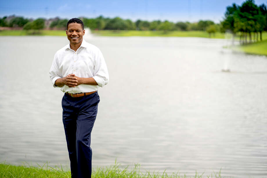 Pearland City Councilman Derrick Reed announced Monday he is running as a Democrat for Texas' 22nd Congressional District. Photo: Derrick Reed Campaign