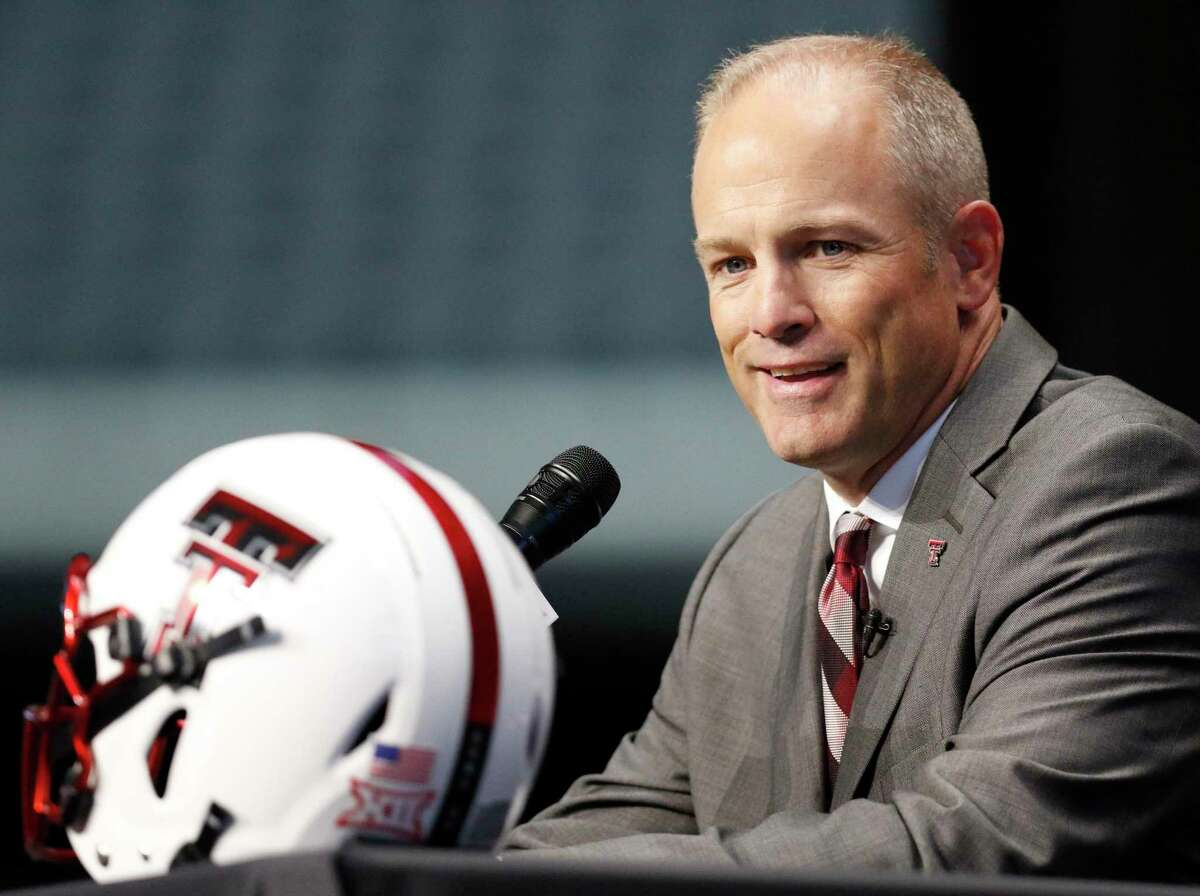 Texas Tech has yet to have a winning record under Matt Wells, who's entering his third season as head coach.