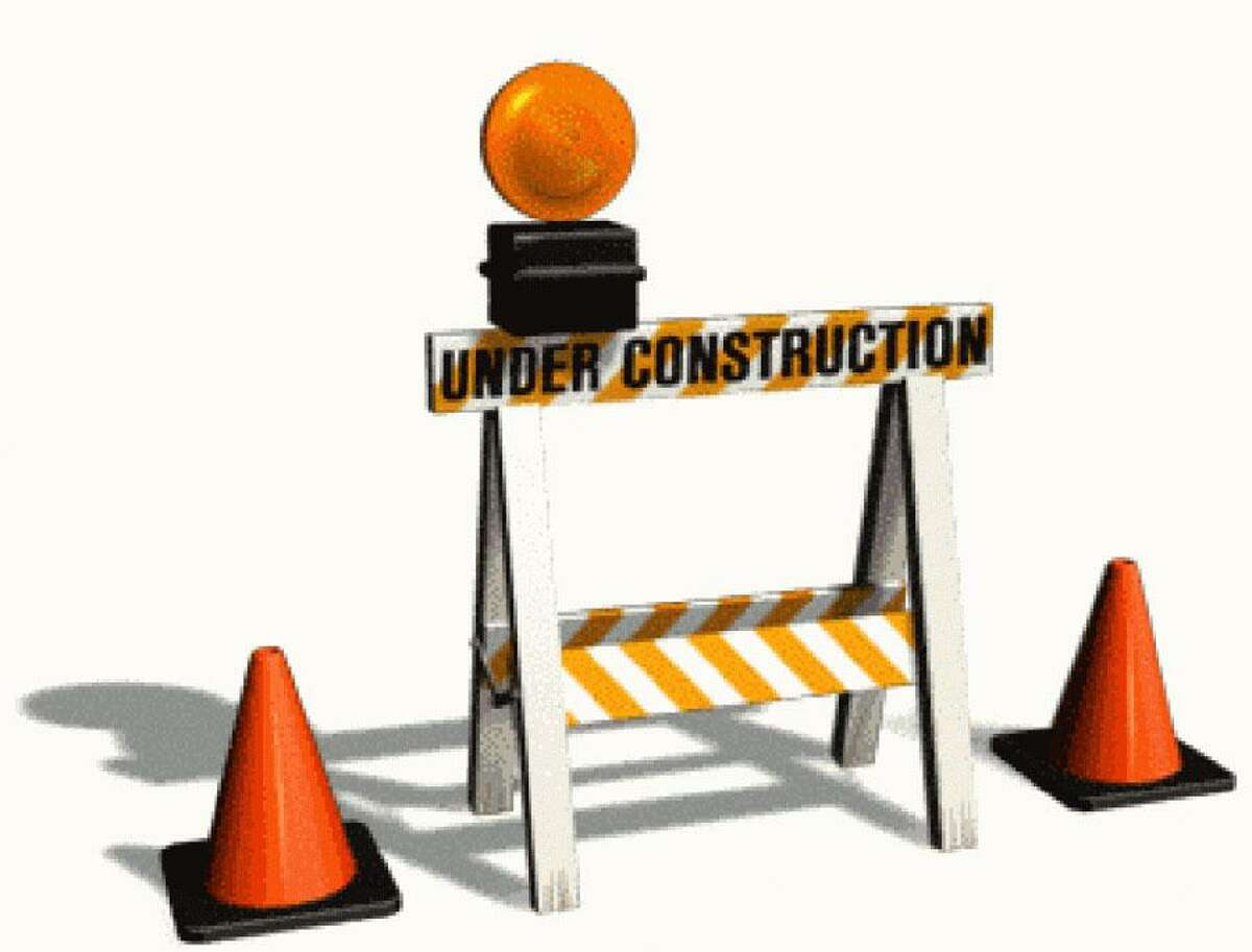 Road microsurfacing work begins in New Canaan, Connecticut, on Wednesday, July 17, 2019, according to information from the Town. Contributed photo