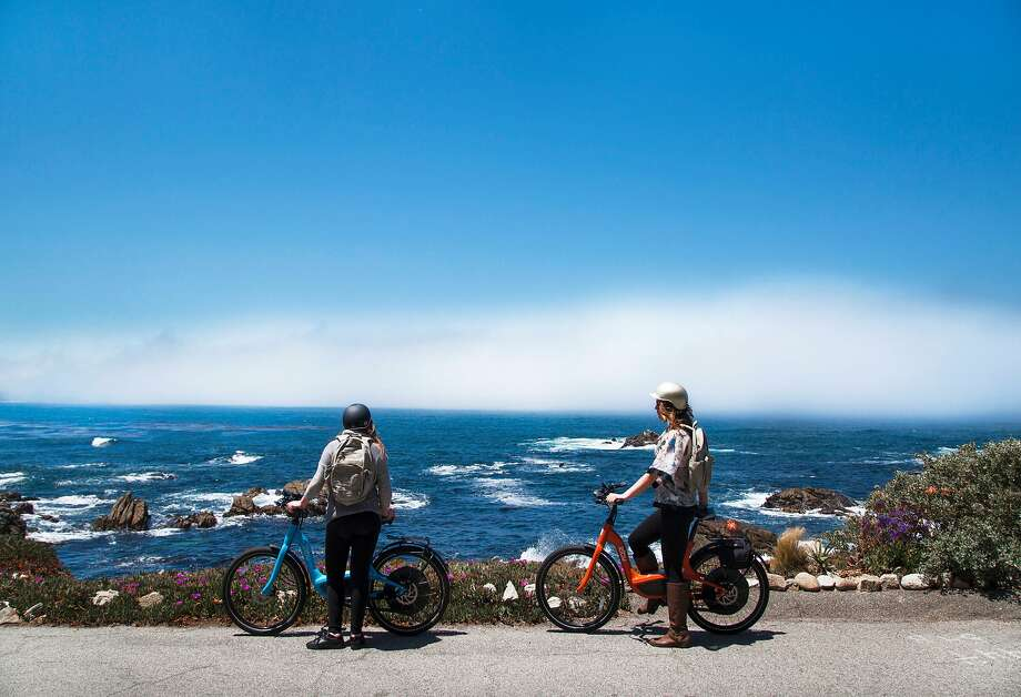Mad Dogs and Englishmen rents and sells e-bikes in Carmel-by-the-Sea. Photo: Courtesy Mad Dogs And Englishmen