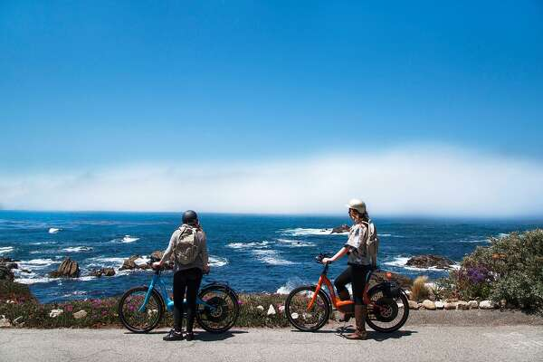 Mad Dogs and Englishmen rents and sells e-bikes in Carmel-by-the-Sea.
