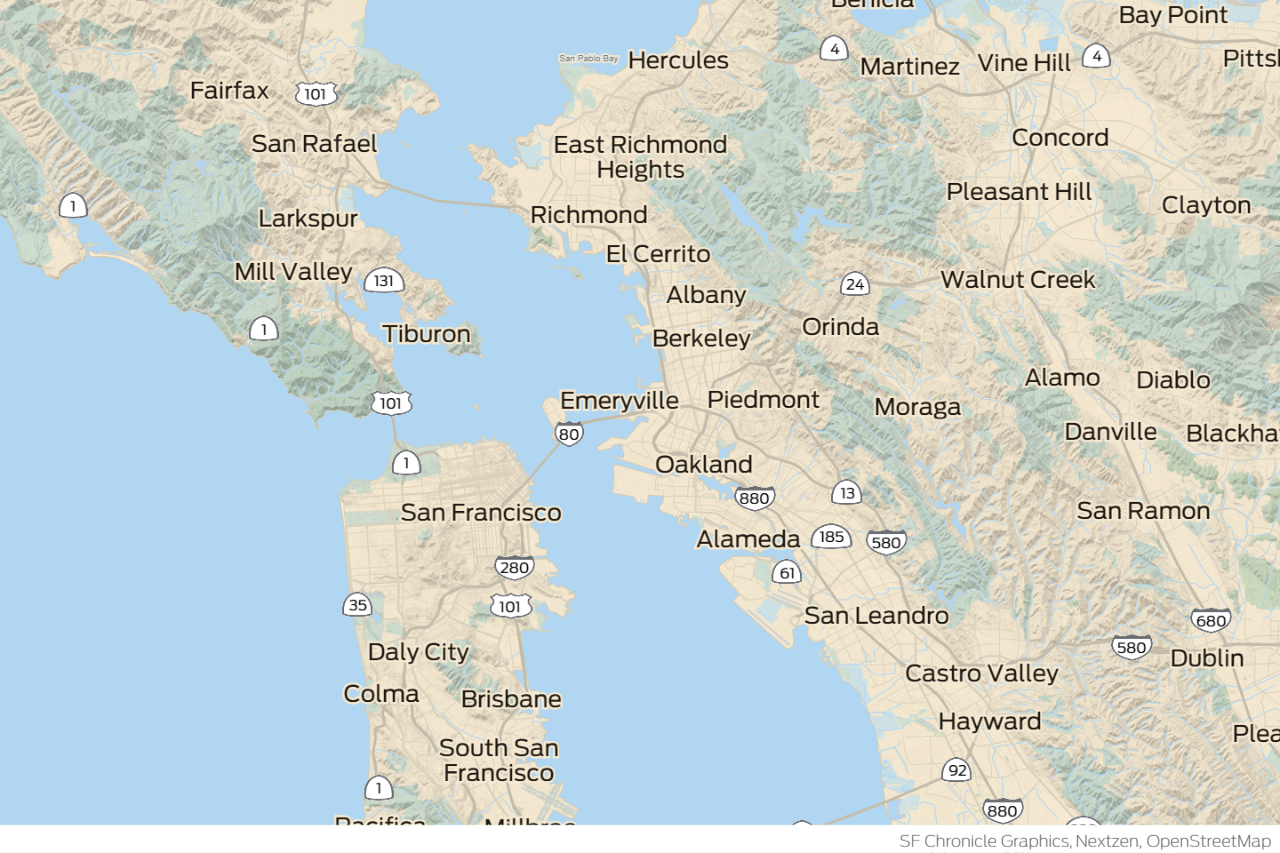 San Francisco Bay Area Neighborhoods Guide: Shopping ... on corn belt on map of usa, new hampshire on map of usa, south dakota on map of usa, new mexico on map of usa, snake river on map of usa, new madrid on map of usa, arkansas river on map of usa, montana on map of usa, dodge city on map of usa, sierra nevada on map of usa, chesapeake bay on map of usa, pikes peak on map of usa, mt st helens on map of usa, black hills on map of usa, ferguson on map of usa, sierra mountains on map of usa, salt lake city on map of usa, mojave desert on map of usa, mt rushmore on map of usa, jackson on map of usa,