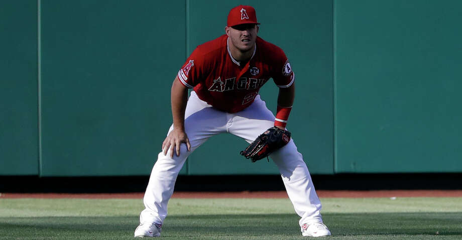 PHOTOS: Astros game-by-game Los Angeles Angels' Mike Trout patrols the oufield during a baseball game against the Seattle Mariners Saturday, July 13, 2019, in Anaheim, Calif. (AP Photo/Marcio Jose Sanchez) Browse through the photos to see how the Astros have fared in each game this season. Photo: Marcio Jose Sanchez/Associated Press / Copyright 2019 The Associated Press. All rights reserved.