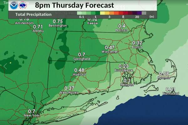 Excessive' heat, tropical downpours from Barry in the forecast