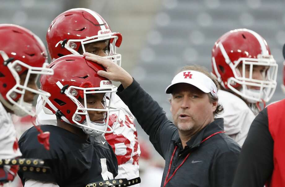 UH football picked to finish second in AAC West preseason poll