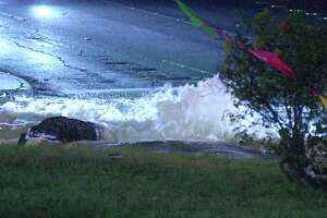 Local emergency crews are currently working to fix a water main break that broke on the city's Northwest Side early Tuesday morning, according to officials at the site.