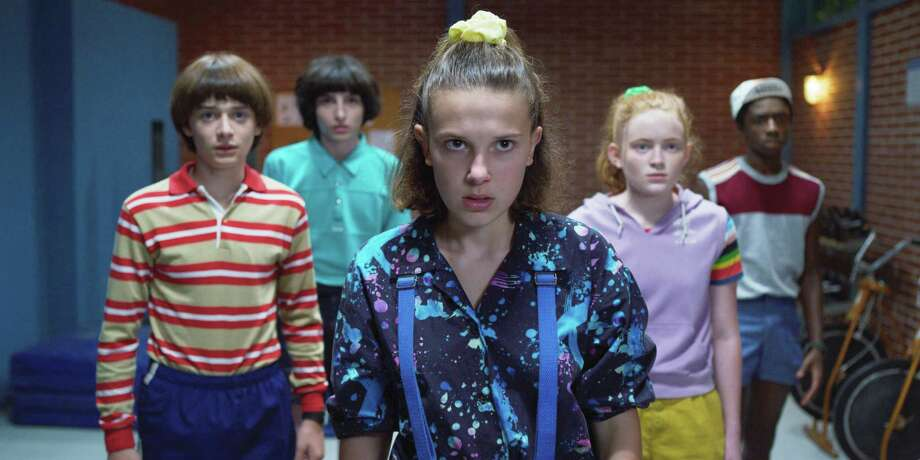 """Fans of the successful Netflix series """"Stranger Things"""" will soon have a chance to explore the """"Upside Down"""" for themselves thanks to a month-long event at a NASA-area amusement park in Webster. Photo: Netflix/ Contributed Photo / Courtesy Of Netflix"""