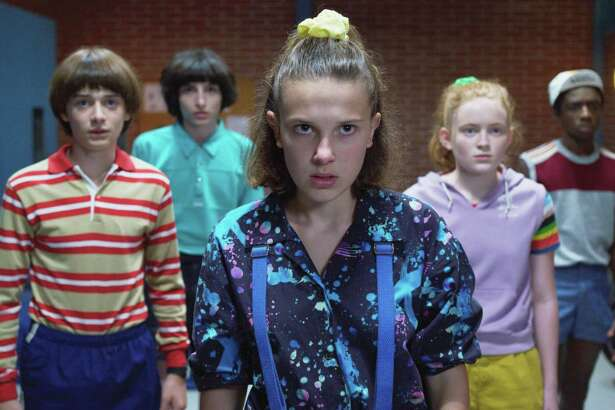 """""""Stranger Things"""" tackles Russians and monsters from the Upside Down in the new season."""