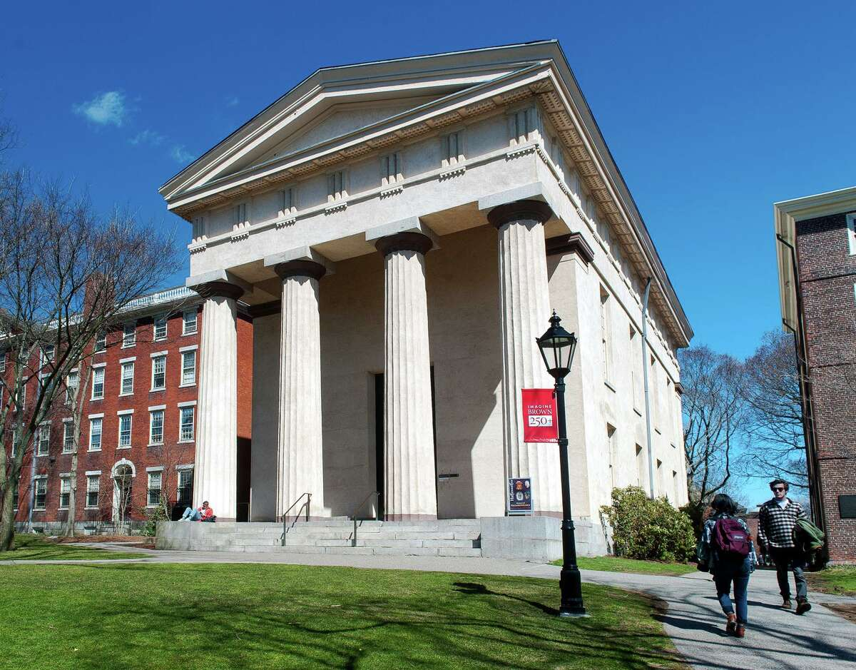 Anthropology Museum of Brown University in Providence, R.I.