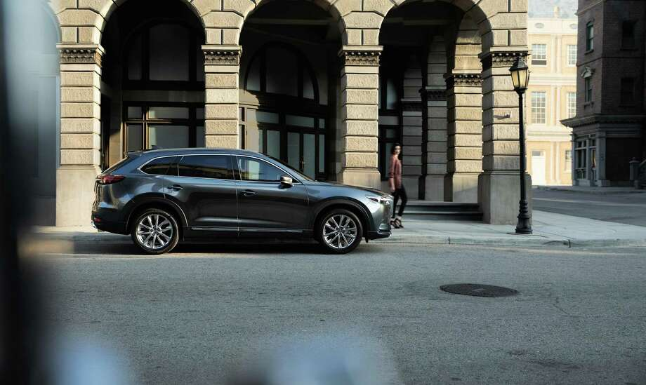 The 2019 Mazda CX-9 offers20 mpg city and 26 highway. Photo: Mazda USA/ Contributed Photo