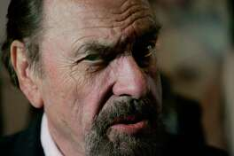 """FILE - In this Friday, Oct. 13, 2006, file photo, actor Rip Torn attends the New York premiere of """"Marie Antoinette."""" Award-winning television, film and theater actor Torn has died at the age of 88, his publicist announced Tuesday, July 9, 2019. (AP Photo/Stephen Chernin, File)"""