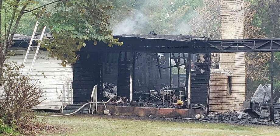 A couple in their 90s perished in July 15, 2019, house fire in Evadale, Jasper County Sheriff Mitchell Newman said. Photo: Jasper Newsboy