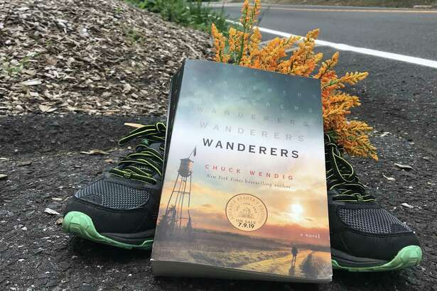 """""""Wanderers"""" by Chuck Wendig is a captivating thriller."""