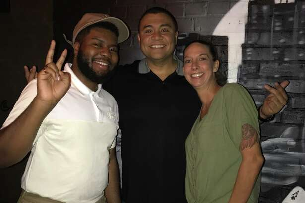 """Smoke Owner Adrian Martinez said the Khalid showed up with a group of friends around 7 p.m., ordered the Pit Master Feast and signed himself up for karaoke under the name """"Roger."""""""