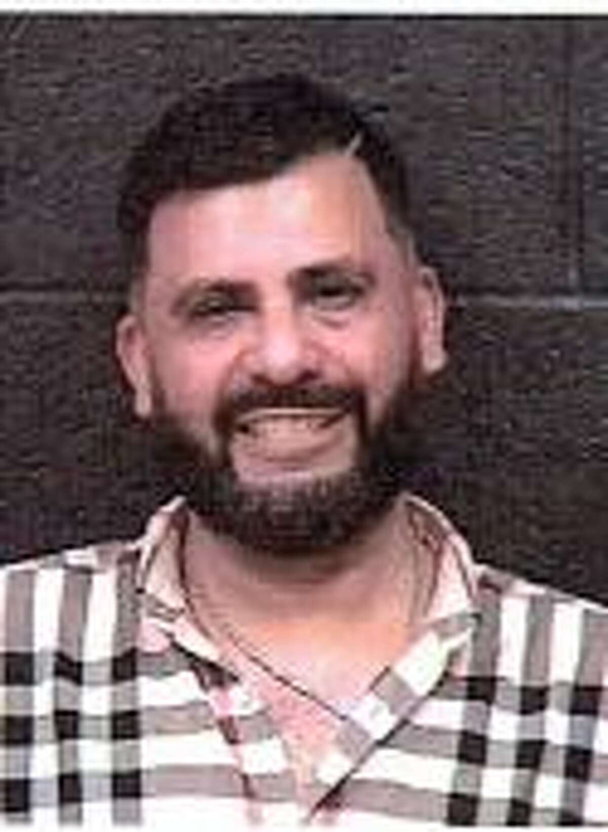 Ruben Enrique Rodriguez was charged with driving while intoxicated.