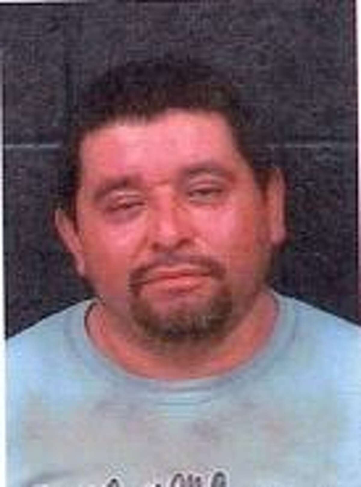 Wulfrano Zuniga Perez was charged with driving while intoxicated.