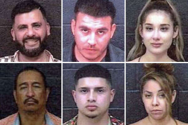 Keep scrolling to see the individuals arrested on DWI charges in Laredo in June.