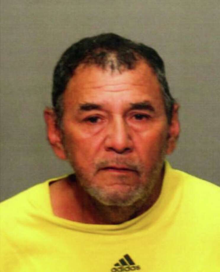 Julio Molineros, 61, of Port Chester, N.Y., was rearrested after failing to appear in court on charges of fourth-degree sexual assault and risk of injury to a minor. Photo: Greenwich Police Department