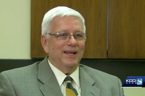 Jerry Foxhoven, former director of the Iowa Department of Human Services.