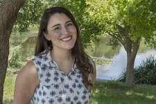 Lauren Barnes, 2015 Midland High graduate, will study abroad in Taiwan on a Fullbright Scholar program. 07/16/19 Tim Fischer/Reporter-Telegram