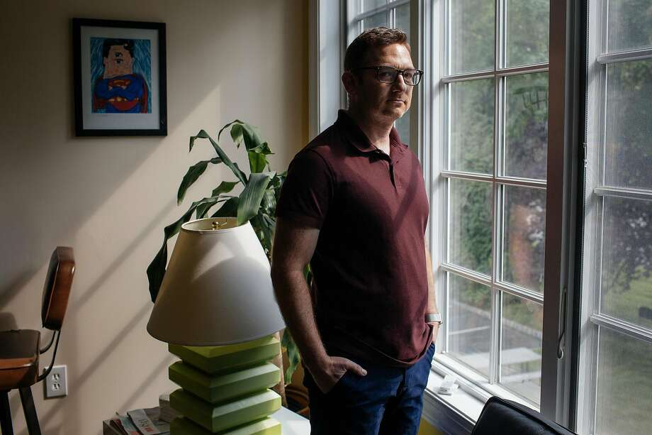 Gabriel Weinberg started the privacy-focused DuckDuckGo search engine in 2008 as a challenger to Google. It has slowly attracted more users. Photo: Michelle Gustafson / New York Times
