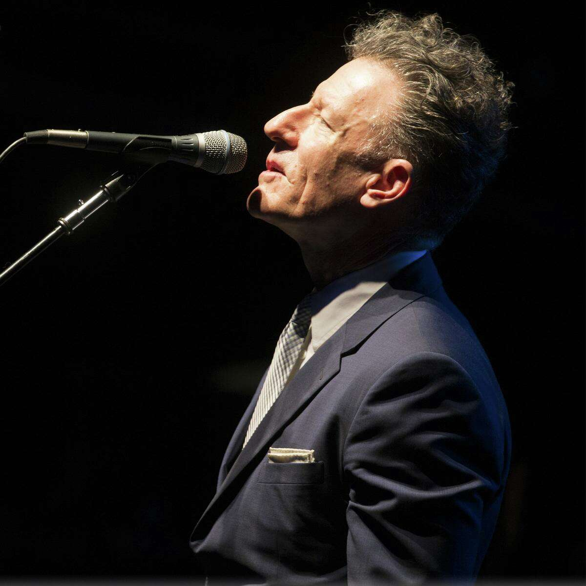 Lyle Lovett will perform with his Large Band at The Ridgefield Playhouse July 30 and 31.