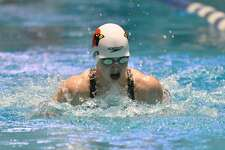 Meghan Lynch, a rising Greenwich High School junior, earned All-American accolades in numerous events.