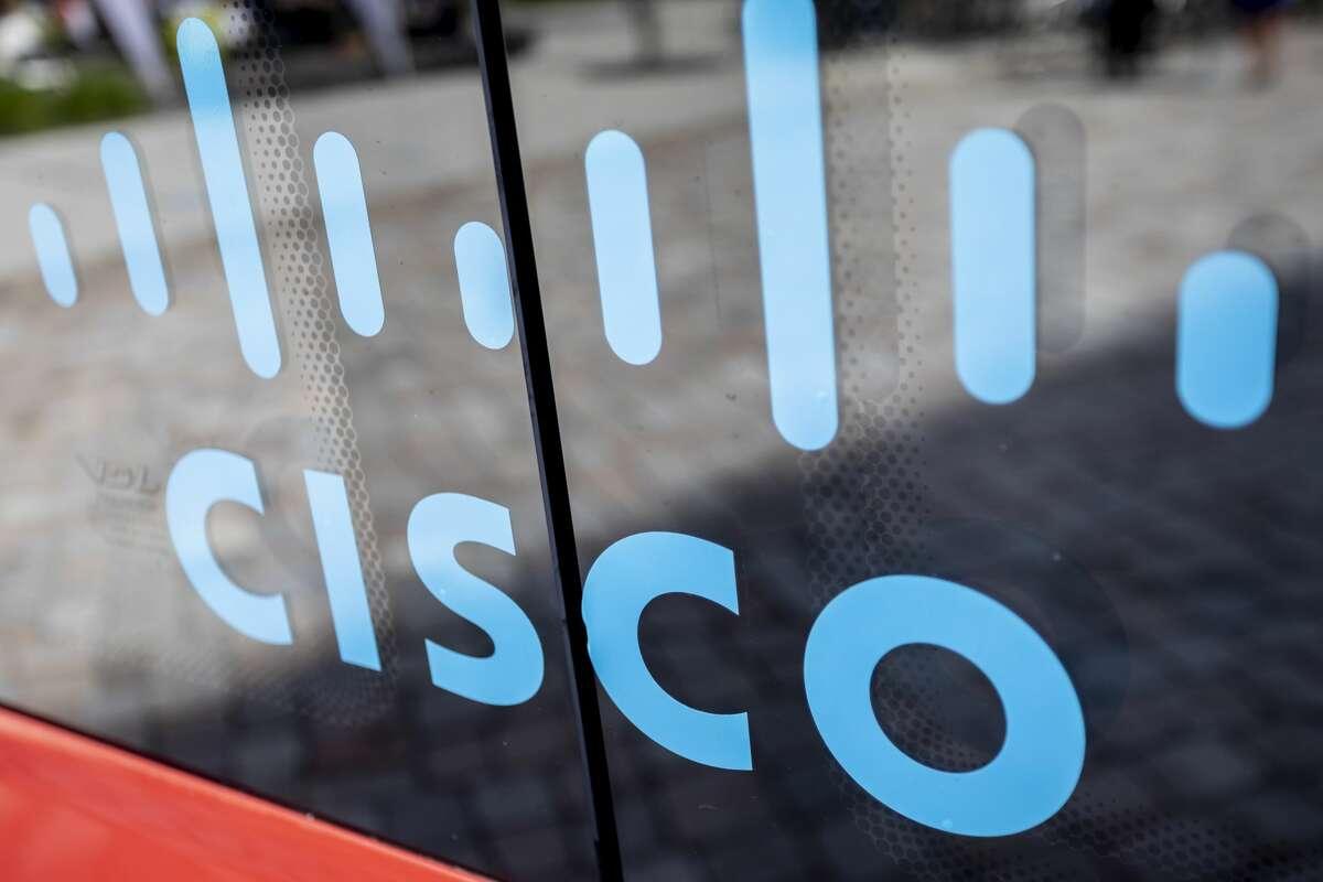 No. 19: Cisco SystemsIndustry: Tech hardwareHeadquarters: San Jose