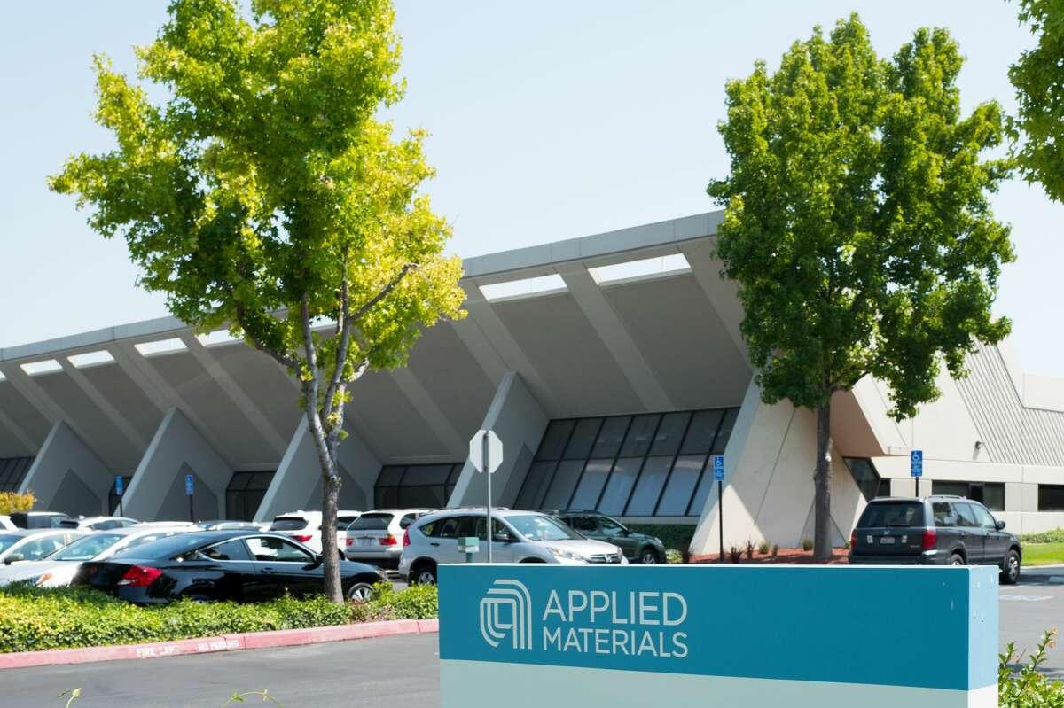 No. 37: Applied MaterialsIndustry: SoftwareHeadquarters: Santa Clara