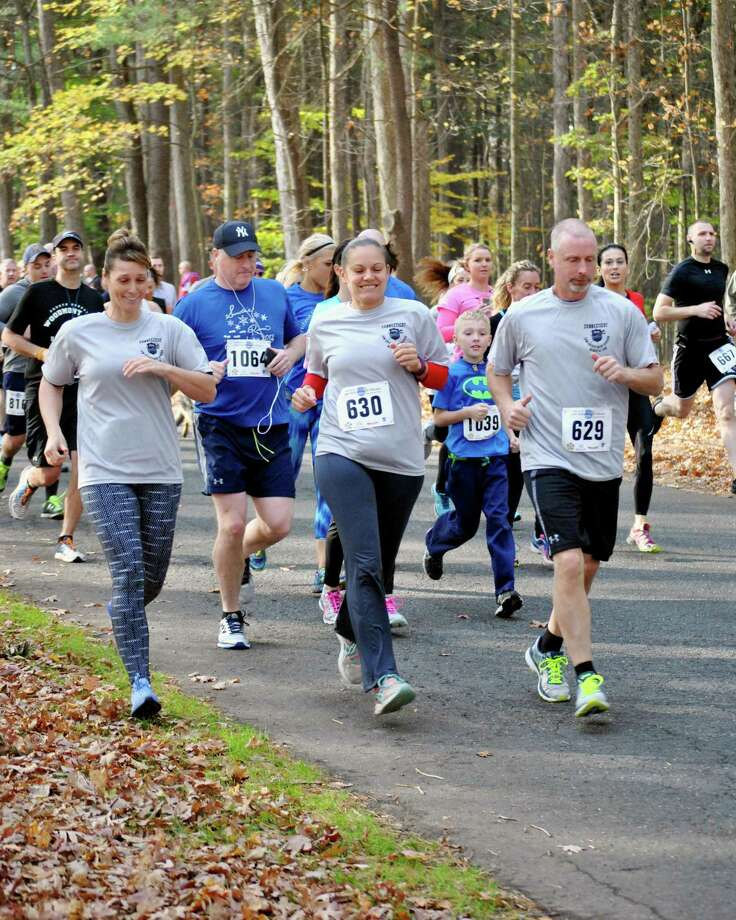The 10th annual Connecticut Law Enforcement Officers Memorial Run will be held Oct. 27 at the Wadsworth Mansion in Middletown. Photo: Contributed Photo