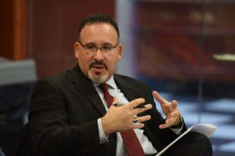 CT changes course on new education commissioner
