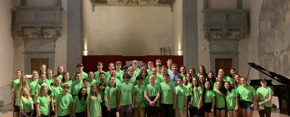 San Antonio high school choir takes top prize at international festival
