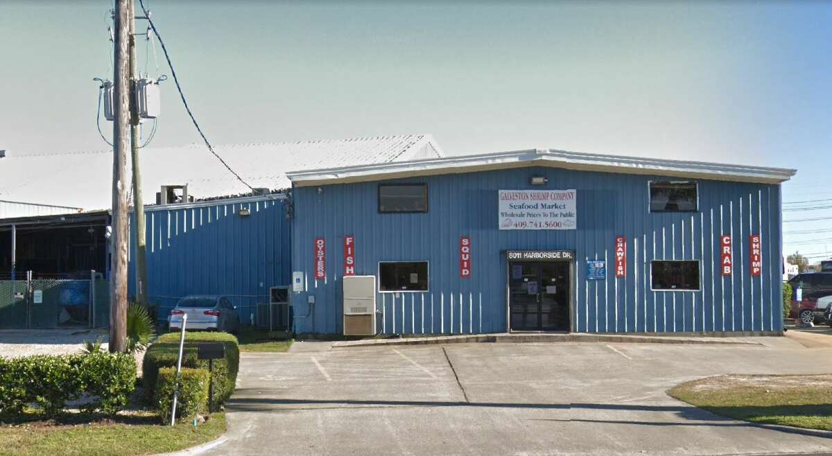 Galveston Shrimp Company8011 Harborside Drive, GalvestonDemerits: 1