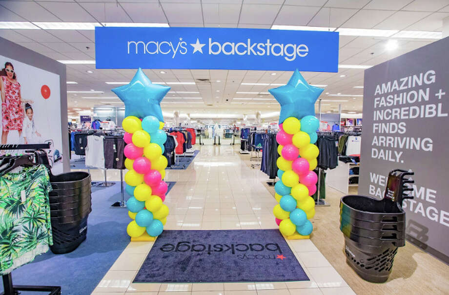 Macy's newest effort to lure bargain hunters rolls out in August 2019 at Crossgates Mall in Guilderland, N.Y., when it opens Macy's Backstage, a 14,500-square-foot store within its full-line department store. Photo: Provided By Macy's