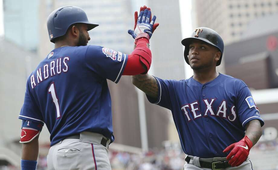 'I'm literally speechless': Rangers' Willie Calhoun not happy about demotion