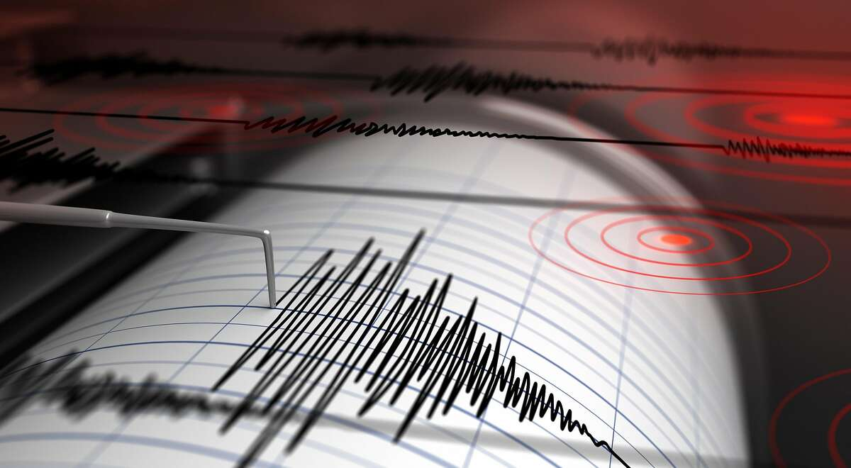 An image of a seismometer, an instrument used to measure vibrations in the ground, like those caused by earthquakes. A 2.7-magnitude earthquake jostled the East Bay Tuesday morning, according to the U.S. Geological Survey.