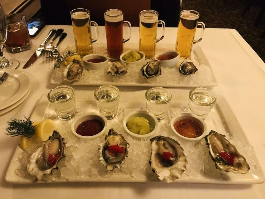 Brooklyn Seafood Daily 4-6 p.m.; Seafood ($5-$8 drinks, $6-$9 plates)