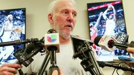 The Spurs and coach Gregg Popovich haven't had much to say since the season ended, but that's their style.