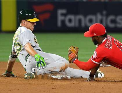 A's Stephen Piscotty makes good progress in return from knee injury