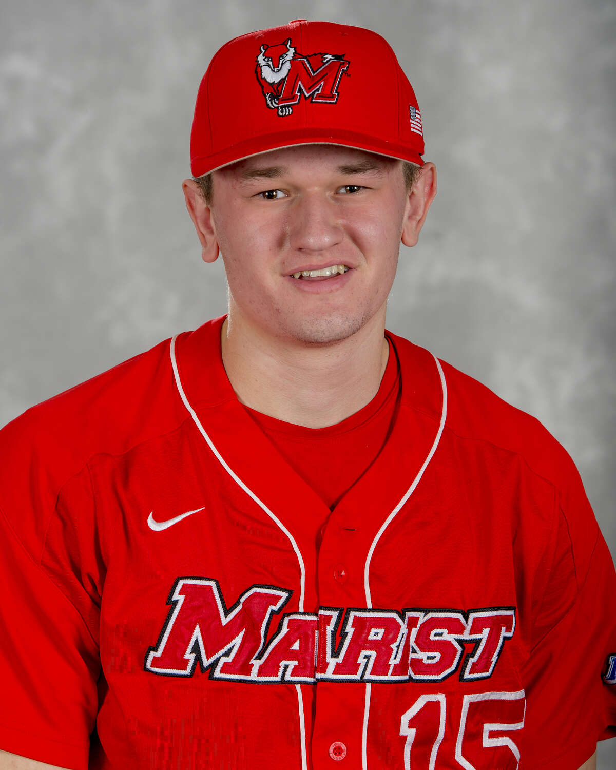 Marist outfielder Brian Hart of Saratoga High. (Marist athletic communications)