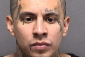 Nikky Rene Velez, 27, was arrested Saturday and charged with theft of a vehicle. He posted a $5,000 bond and was released the next day, but was arrested again when authorities found out he had a warrant for a parole violation.