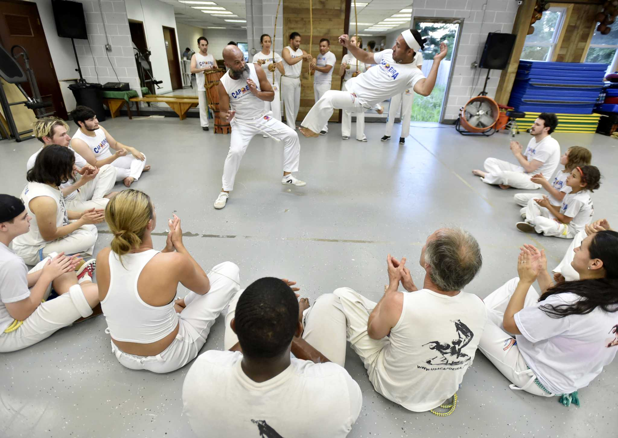 In photos: Connecticut Capoeira & Dance Center in New Haven