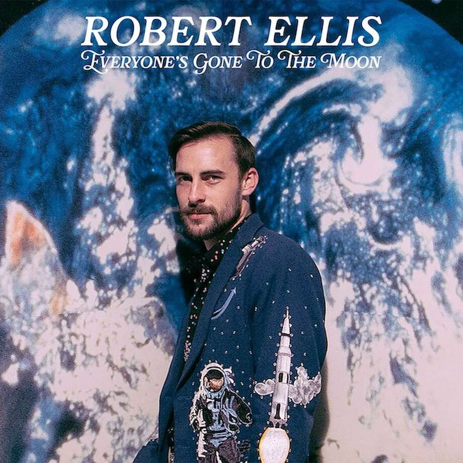 "Robert Ellis released a cover of the '60s standard ""Everyone's Gone to the Moon."" Photo: Courtesy New West Records"