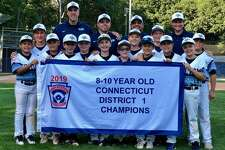The Wilton Little League 10U All-Stars won the District 1 title by beating Darien, 5-4, on Friday. Wilton plays in the state sectionals this week.