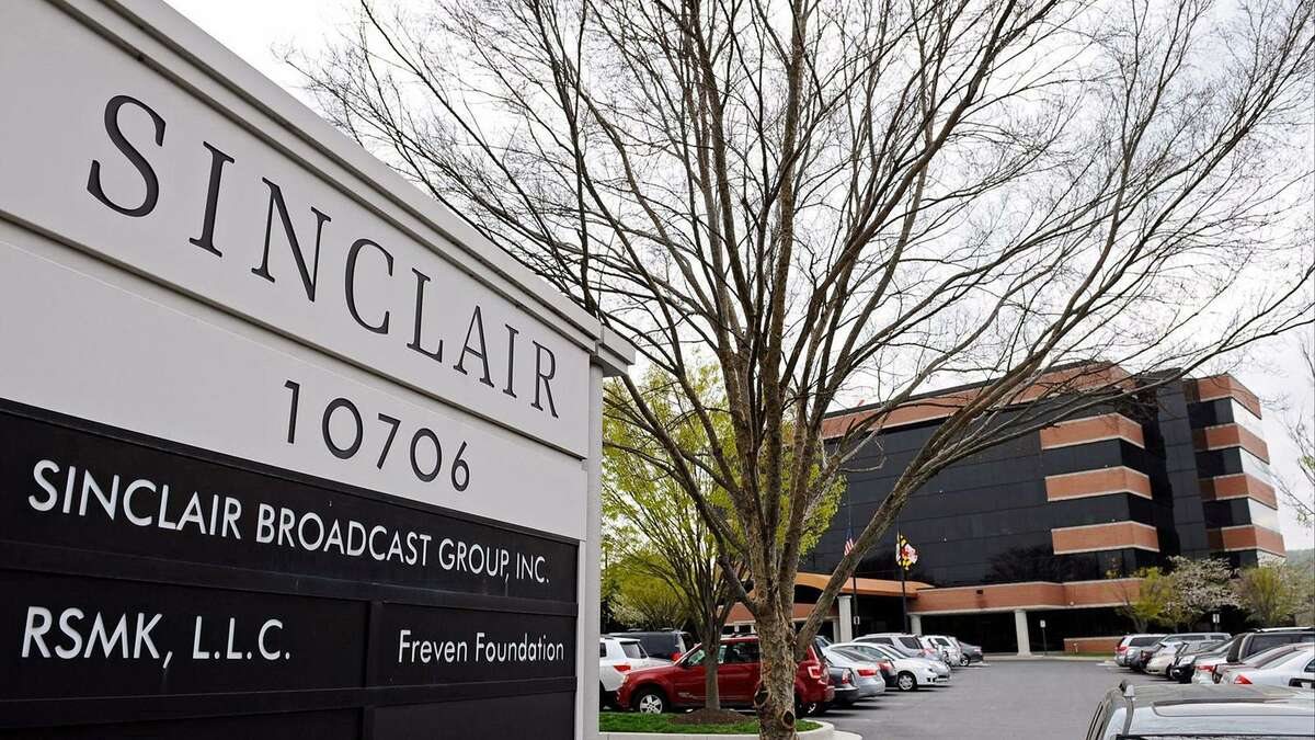 Sinclair Broadcast Group's headquarters. (Kenneth K. Lam/Baltimore Sun/TNS)