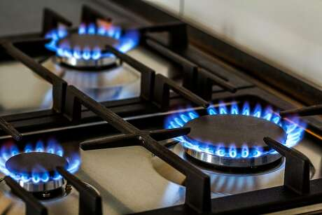 Natural gas piping for stoves or water heaters will be forbidden in new buildings in Berkeley, Calif., beginning in 2020. (Andrii Biletskyi/Dreamstime/TNS)