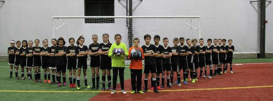 Trumbull United's U11 Wildcats girls team and U11 Pride boys team each advanced to the semifinal round in the Connecticut Junior Soccer Association. The Wildcats will play for the State Cup title. Photo: Trumbull United Soccer Club / Contributed Photo / Trumbull Times